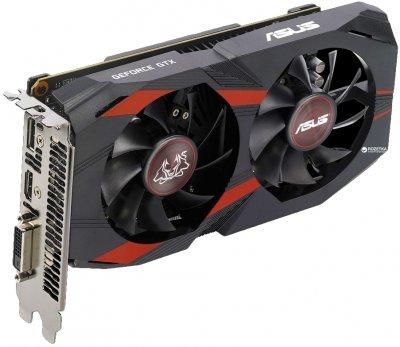 Asus PCI-Ex GeForce GTX 1050 Ti Cerberus 4GB GDDR5 (128bit) (1341/7008) (DVI, HDMI, DisplayPort) (CERBERUS-GTX1050TI-O4G)