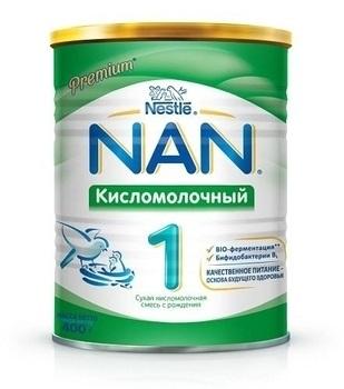 Сухая кисломолочная смесь NAN NAN 1 400 г (EK22001003)