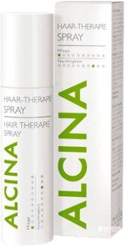 Спрей Alcina Therapie для догляду за пошкодженим волоссям та шкірою голови 100 мл (4008666109477)
