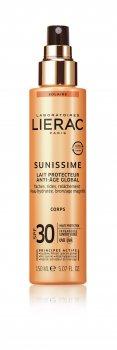 Сонцезахисне молочко Lierac Sunissime SPF 30 150 мл (3508240006556)