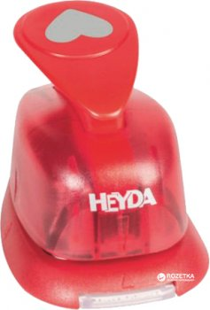 Фігурний діркопробивач Heyda Серце (4005329874215)