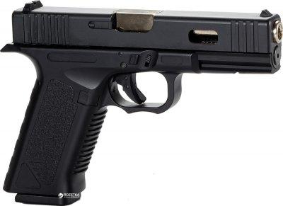 Пневматический пистолет SAS G17 Blowback 4.5 мм (KMB-19AHN)