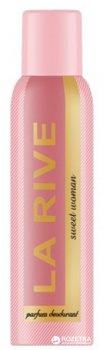 Парфюмированный дезодорант для женщин La Rive Sweet Woman 150 мл (5901832065685)