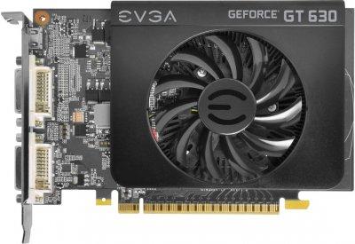 Відеокарта GF GT630 2GB GDDR3 EVGA (02G-P3-2639-KR) - Refubrished