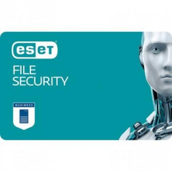 Антивірус ESET File Security для Terminal Server 10 ПК ліцензія на 3year Bu (EFSTS_10_3_B)