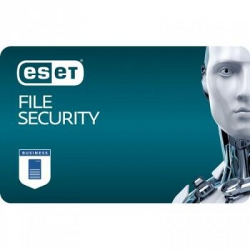 Антивірус ESET File Security для Terminal Server 6 ПК ліцензія на 3year Bus (EFSTS_6_3_B)