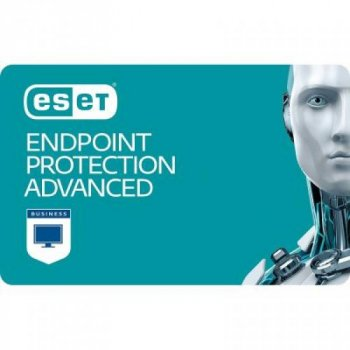 Антивірус ESET Endpoint protection advanced 7 ПК ліцензія на 1year Business (EEPA_7_1_B)