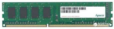 Оперативна пам'ять Apacer DDR3-1600 4096MB PC3-12800 (DL.04G2K.KAM)