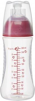Бутылочка для кормления Bibi Счастье Мама Natural 260 мл (114651M) (7610472859230)