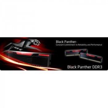 Модуль пам'яті для комп'ютера DDR4 8GB 2133 MHz Black Panther Apacer (EK.08G2R.KDC) 1, 2133 MHz, CL1