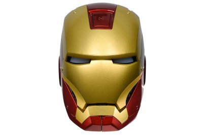 Акустическая система eKids/iHome MARVEL, Iron Man, Wireless (JN63VI-B72IM.UFMV6)