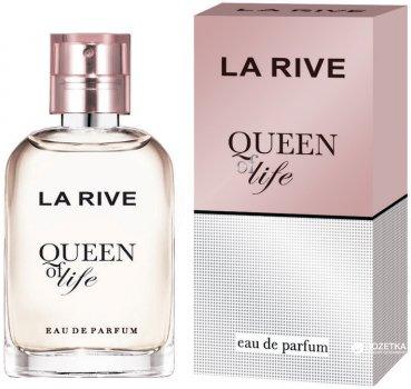 Парфюмированная вода для женщин La Rive Queen Of Life 30 мл (5901832063094)