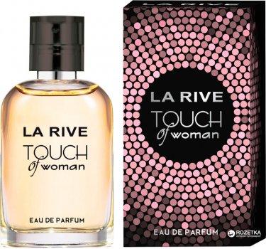 Парфюмированная вода для женщин La Rive Touch Of Woman 30 мл (5901832063087)