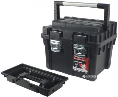 "Ящик для инструментов Haisser HD Compact 1 18""  450 x 350 x 350 мм (70839)"
