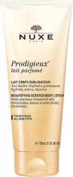 Чудесное молочко для тела Nuxe Body Beautifying Scened Body Lotion 200 мл (3264680009488)