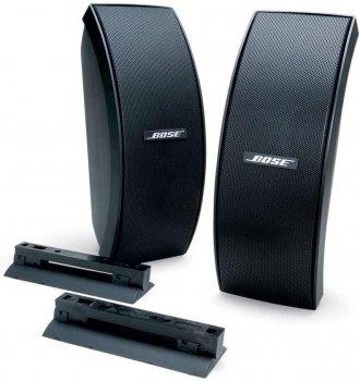 Всепогодные динамики Bose 151 Environmental Speakers для дома и улицы, Black (пара) (JN6334103)