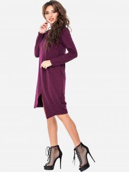 Плаття ISSA PLUS w 9642 Фіолетове
