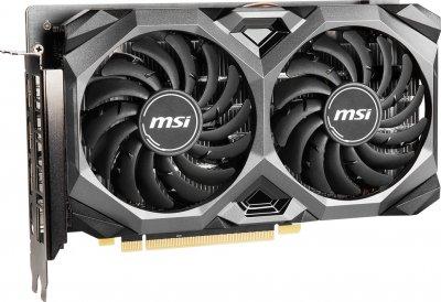 MSI PCI-Ex Radeon RX 5500 XT MECH 8G OC 8GB GDDR6 (128bit) (1647/14000) (HDMI, 3 x DisplayPort) (RX 5500 XT MECH 8G OC)
