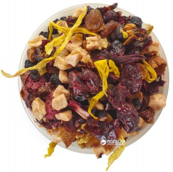 Чай с добавками рассыпной Чайные шедевры Ягодный пирог 500 г (4820198871987)