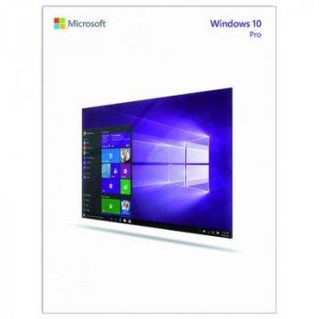 Операційна система Microsoft Win Pro 10 32-bit/64-bit All Lng PK Lic Online DwnLd Конверт (FQC-09131-ESD)