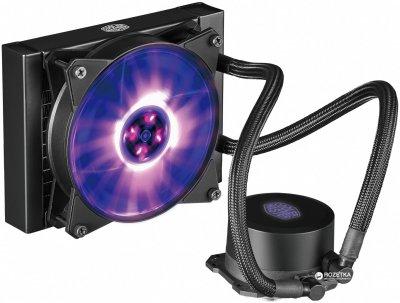 Система рідинного охолодження Cooler Master MasterLiquid ML120L RGB (MLW-D12M-A20PC-R1)