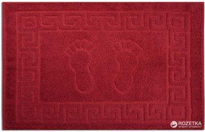 Коврик в ванную комнату Home Line 135806 50х70 Красный (2600001358063)