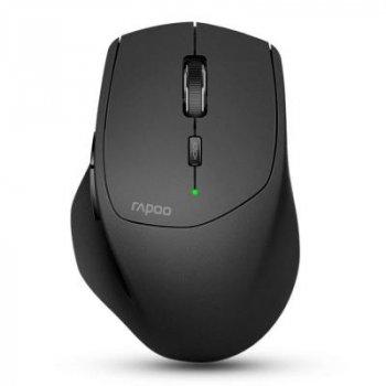 Мишка Rapoo MT550 black