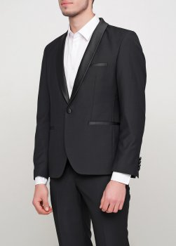 Мужской костюм Mia-Style MIA-292/09 черный