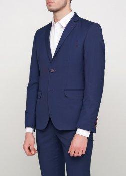 Чоловічий костюм Mia-Style MIA-292/10 темно-синій