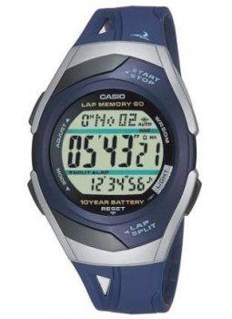 Наручний чоловічий годинник Casio STR-300C-2VER