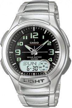 Наручний чоловічий годинник Casio AQ-180WD-1BVEF