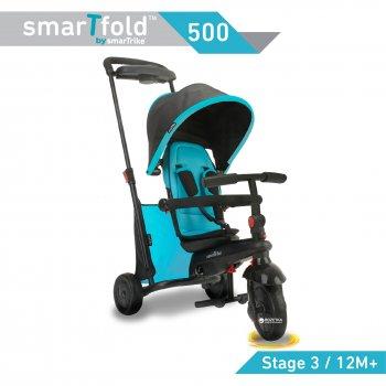 Велосипед Smart Trike SmarTfold 500 7 в 1 Голубой (5050800) (4895211400024)