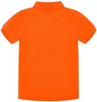 Поло Mayoral 150-12 Оранжевое