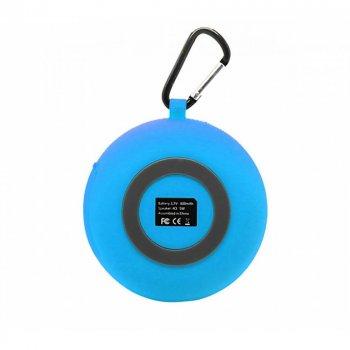 Bluetooth колонка Lenyes S800 Блакитний (118789)