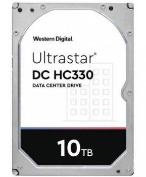 """Жорстку диск HDD 10TB Ultrastar DC HC330 3.5"""", SAS, 256MB, 7200rpm (WUS721010AL5204_0B42258)"""
