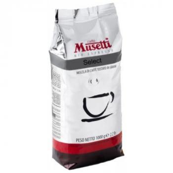 Кава Musetti Caffe Select в зернах 1000 г
