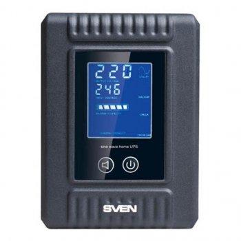 Пристрій безперебійного живлення SVEN Reserve Home-500