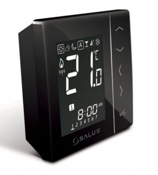 Бездротовий програматор Salus VS20BRF (водяної теплої підлоги)