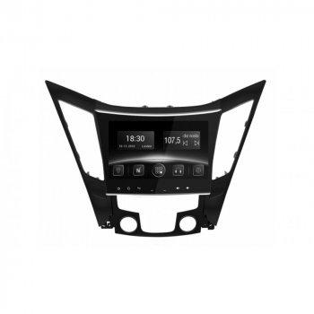 Штатная магнитола Gazer CM6509-YF Hyundai Sonata YF 2010-2015 (25053)
