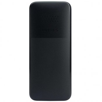 Мобільний телефон PHILIPS Xenium E106 Xenium Black
