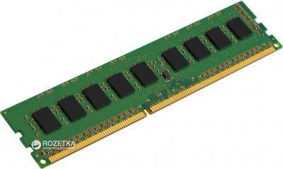 Оперативная память Kingston DDR3-1600 4096MB PC3-12800 (KVR16N11S8H/4)