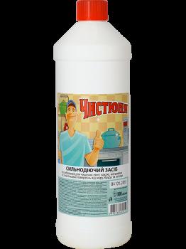 Сильнодействующее средство Чистюня для чистки плит 1 л (4820168430152)