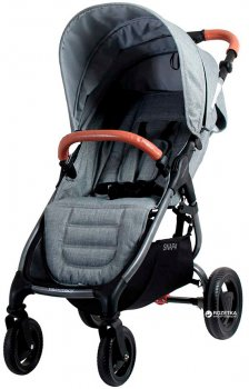 Прогулянкова коляска Valco Baby Snap 4 Trend Grey Marle (9816)