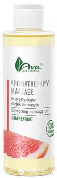 Энергизирующее массажное масло AVA Laboratorium с грейпфрутом 200 мл (5906323003160)