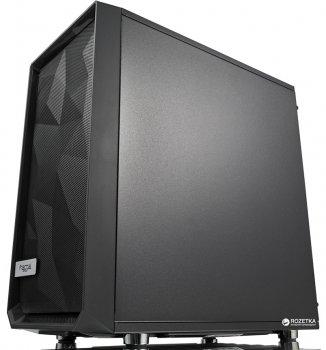 Корпус Fractal Design Meshify C Mini - Dark TG Black (FD-CA-MESH-C-MINI-BKO-TGD)