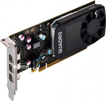Dell PCI-Ex NVIDIA Quadro P400 2GB GDDR5 (64bit) (3 x miniDisplayPort) (490-BDTB)