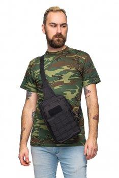 Сумка тактическая повседневная EDC jotter-bag Protector Plus black