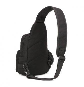 Сумка тактическая повседневная EDC city bag Protector Plus black