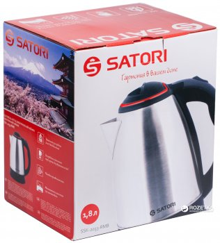 Електрочайник SATORI SSK-2033-RMB