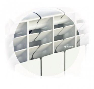 Радиатор биметаллический MIRADO 500х96 (30 атм) 10 секций